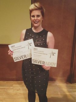 amber-swenor-wins-addy-award-for-spm