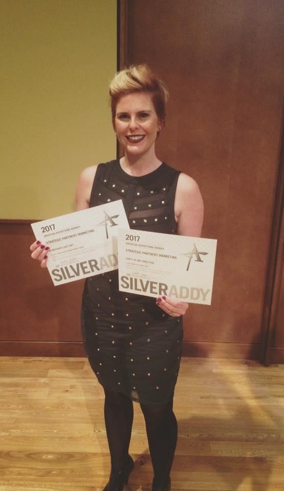 Strategic Partners Marketing wins prestigious Addy Award in 2 categories