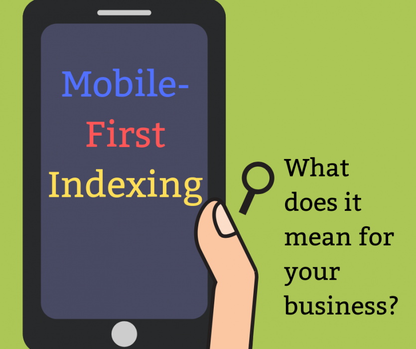mobile-first indexing: what does it mean for your business?